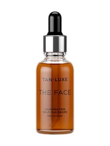 Tan-Luxe - The Face Self-Tan Drops -itseruskettavat tipat 30 ml | Stockmann
