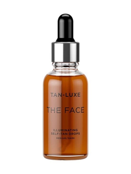 Tan-Luxe - The Face Self-Tan Drops -itseruskettavat tipat 30 ml - MEDIUM/DARK | Stockmann - photo 1