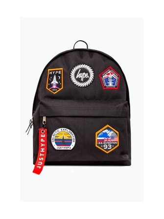 Space badges backpack - Just Hype