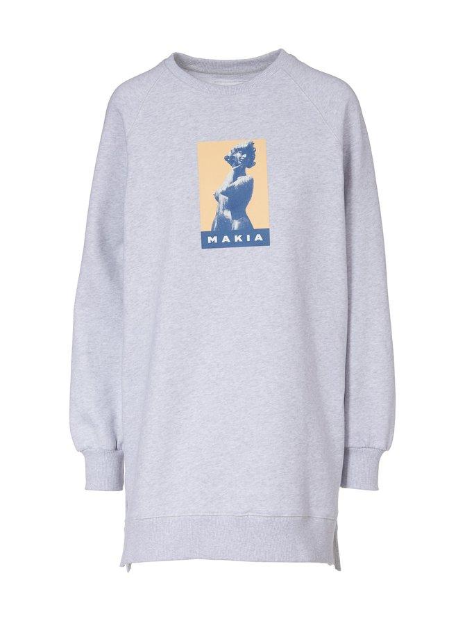 Manta Long Sweatshirt -collegepaita
