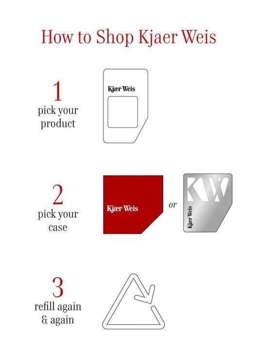 Kjaer Weis - Cream Blush Refill -voidemainen poskipuna, täyttöpakkaus - BLOSSOMING   Stockmann - photo 4