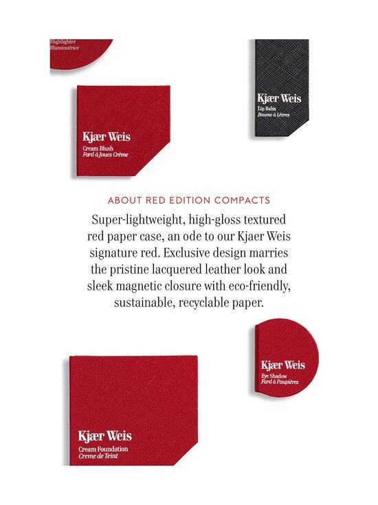 Kjaer Weis - Cream Blush Refill -voidemainen poskipuna, täyttöpakkaus - BLOSSOMING   Stockmann - photo 6
