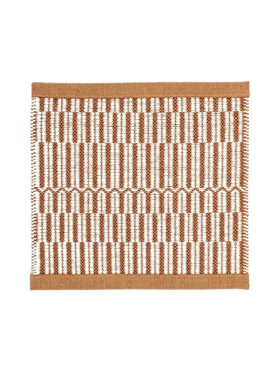 VM-Carpet - Duo Latua -matto - 7173 WHITE/COPPER WHITE/COPPER   Stockmann - photo 1