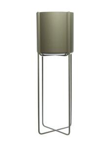 Blomus - Kena-kasviruukku jaloilla 80,5 cm - STEEL GRAY   Stockmann