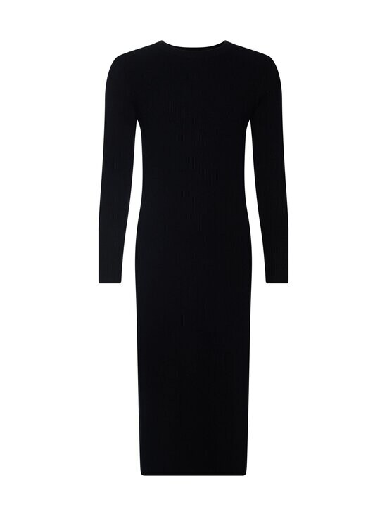 Superdry - Studios Knitted Dress -mekko - 02A BLACK   Stockmann - photo 1