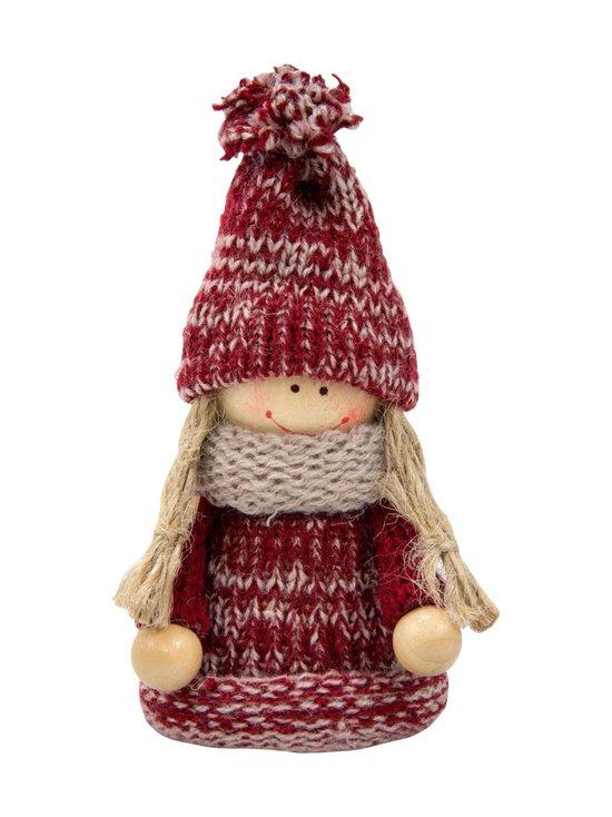 Pentik - Aino-tonttutyttö-joulukoriste 11 cm - RED   Stockmann - photo 1
