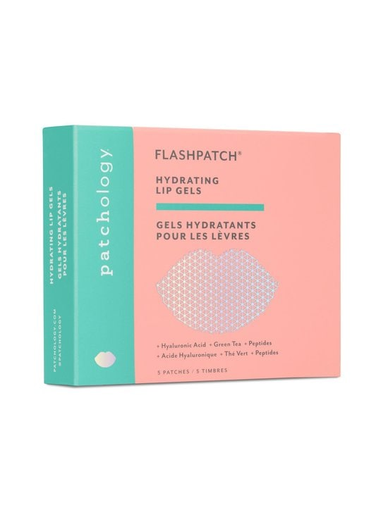 Patchology - FlashPatch Lip Gels -hydrogeelinaamio 5 kpl - NOCOL | Stockmann - photo 1