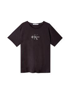 Calvin Klein Jeans Plus - Plus Glitter Monogram Tee -paita - BEH CK BLACK   Stockmann