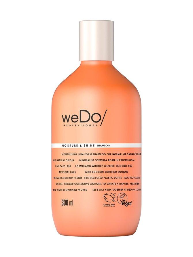 Moisture & Shine -shampoo 300 ml