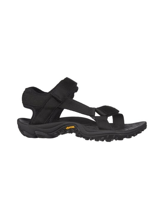 Merrell - Kahuna Web -sandaalit - BLACK | Stockmann - photo 1