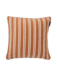 Lexington - Striped-tyynynpäällinen - 1621 DK BEIGE/WHITE | Stockmann