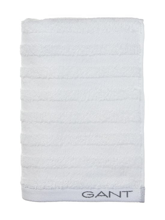 Gant Home - Organic Line -pyyhe 50 x 70 cm - 110 WHITE | Stockmann - photo 1