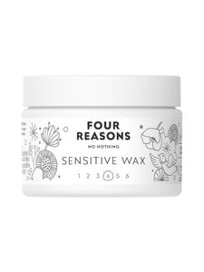 Four Reasons - No Nothing Sensitive Wax -hiusvaha 100 ml | Stockmann
