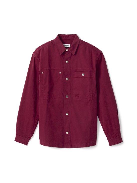 Kenzo - Overshirt-paita - 25 MAGENTA | Stockmann - photo 1