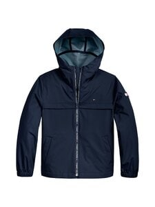 Tommy Hilfiger - Coated Jacket -takki - C87 TWILIGHT NAVY | Stockmann