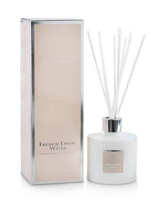 French Linen Water room scent 150 ml - Max Benjamin