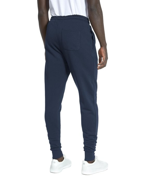 Lyle & Scott - Skinny Sweatpant -collegehousut - NAVY | Stockmann - photo 2