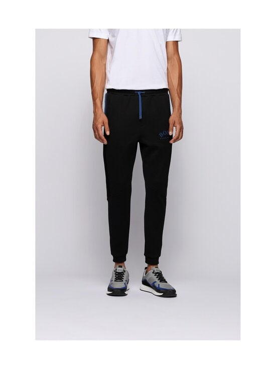 BOSS - Hadiko Jersey Trousers -housut - 001 BLACK | Stockmann - photo 2