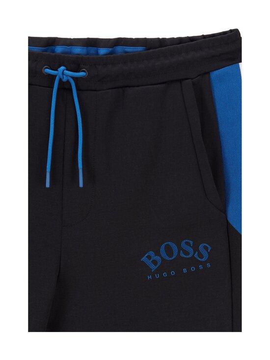 BOSS - Hadiko Jersey Trousers -housut - 001 BLACK | Stockmann - photo 5