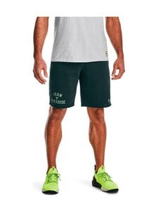 Under Armour - Rock Terry Iron Short -shortsit - 384 IVY | Stockmann