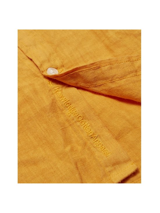 Knowledge Cotton Apparel - Pellavapaita - 1306 ZENNIA YELLOW | Stockmann - photo 4