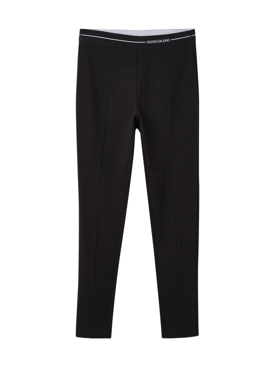 Calvin Klein Jeans - MILANO LOGO -leggingsit - BEH CK BLACK | Stockmann - photo 1