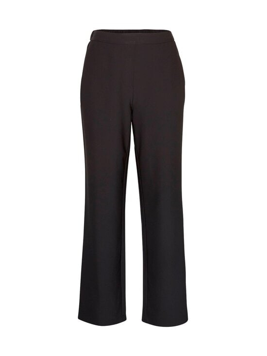Moss Copenhagen - Lora Pants -housut - BLACK | Stockmann - photo 1