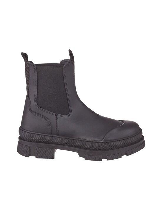 PAVEMENT - Wave Rubber Chelsea Boot -kumisaappaat - 020 BLACK   Stockmann - photo 1