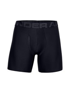Under Armour - Boxerjock-bokserit 2-pack - 001 BLACK / / BLACK | Stockmann