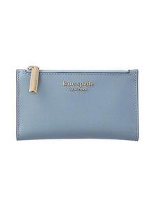kate spade new york - Spencer Small Slim Bifold Wallet -nahkalompakko - HORIZON BLUE | Stockmann
