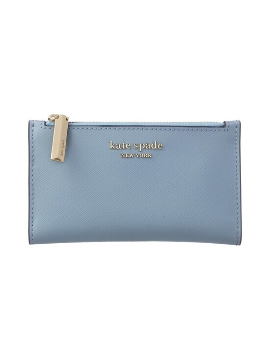 kate spade new york - Spencer Small Slim Bifold Wallet -nahkalompakko - HORIZON BLUE   Stockmann - photo 1