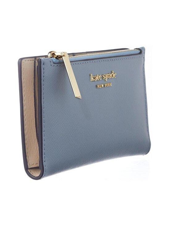 kate spade new york - Spencer Small Slim Bifold Wallet -nahkalompakko - HORIZON BLUE   Stockmann - photo 3