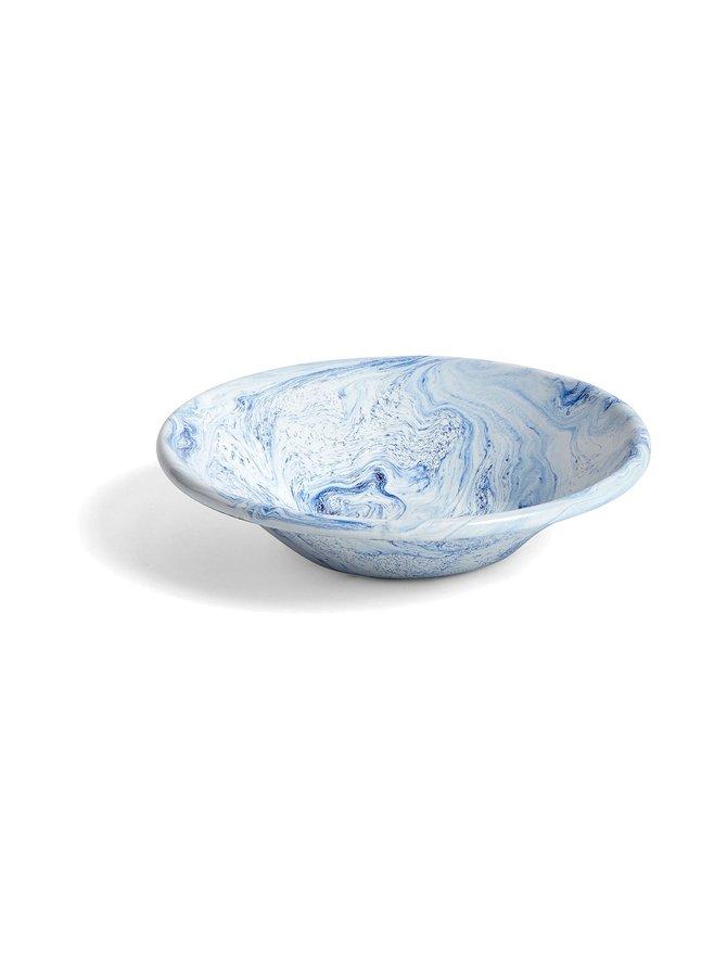 Soft Ice -syvä lautanen 17,5 cm