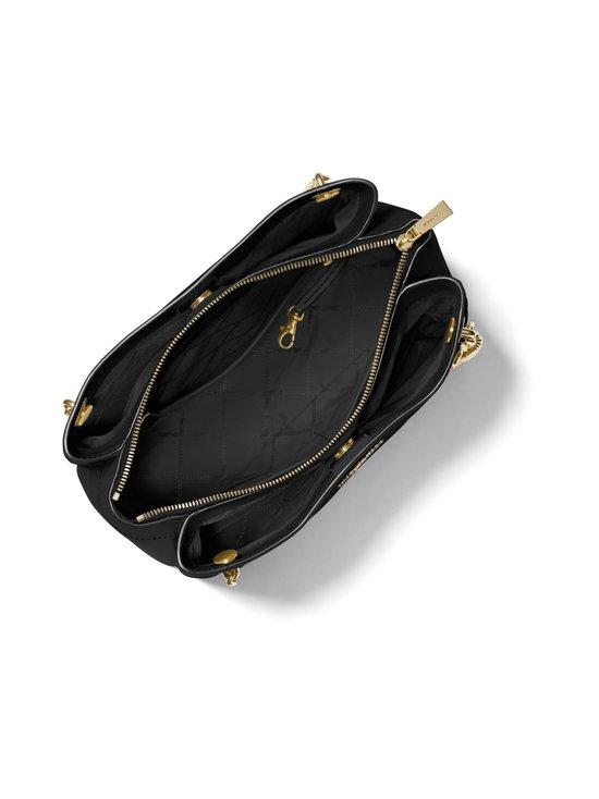 Michael Michael Kors - Susan Medium Quilted Leather Shoulder Bag -nahkalaukku - 001 BLACK | Stockmann - photo 3