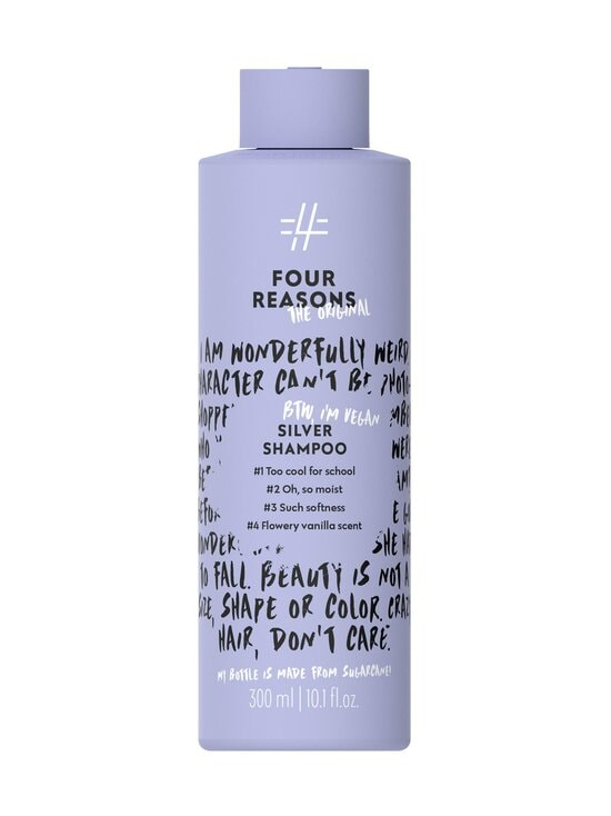 Four Reasons - Silver Shampoo -hopeashampoo 300 ml - NOCOL | Stockmann - photo 1