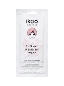 Ikoo - Thermal Treatment Wrap Color Protect & Repair -hiusnaamio 1 kpl | Stockmann