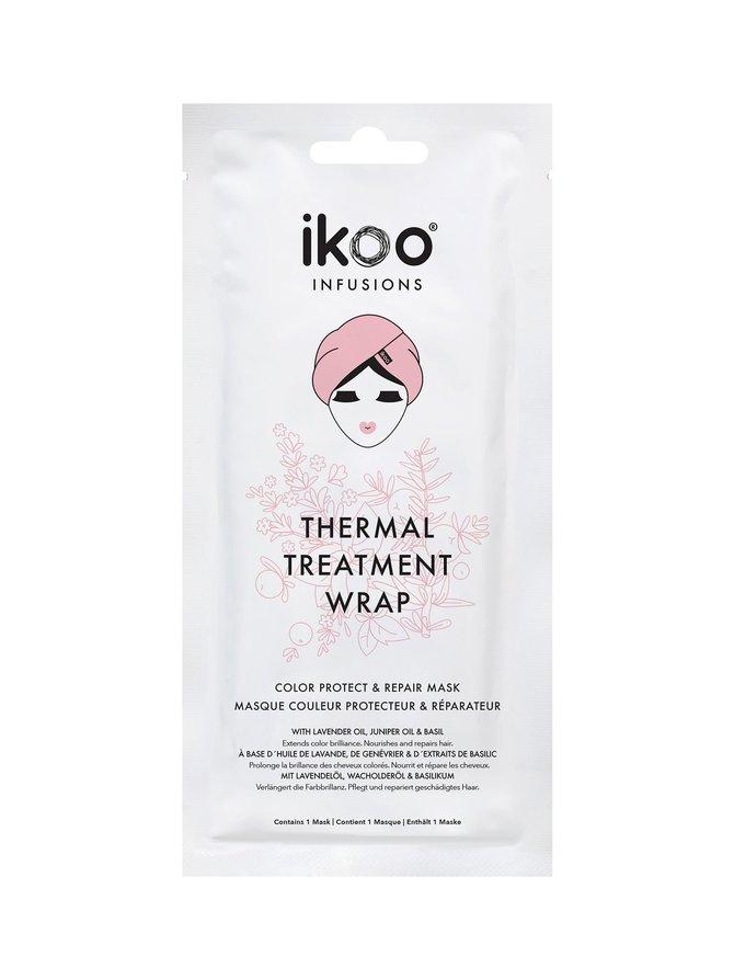Thermal Treatment Wrap Color Protect & Repair -hiusnaamio 1 kpl
