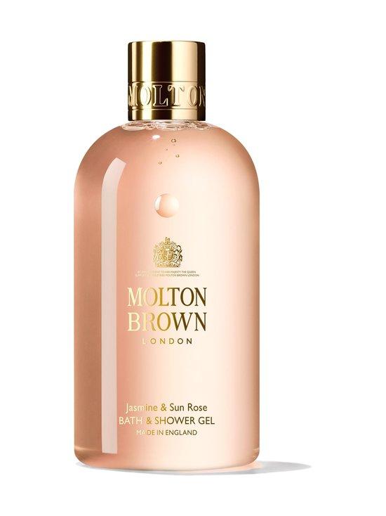Molton Brown - Jasmine & Sun Rose Bath & Shower Gel -suihkugeeli 300 ml - NO COLOR   Stockmann - photo 1