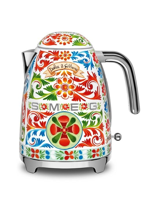 Smeg - Dolce & Gabbana -vedenkeitin - MONIVÄRINEN | Stockmann - photo 1