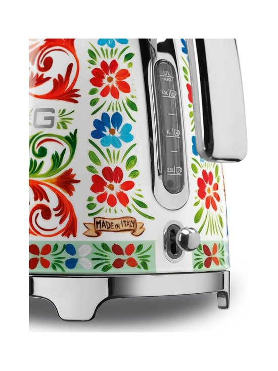Smeg - Dolce & Gabbana -vedenkeitin - MONIVÄRINEN | Stockmann - photo 4