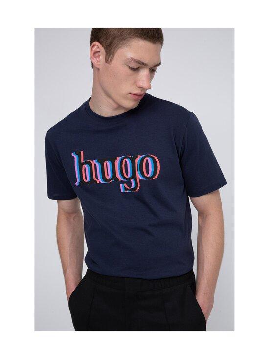HUGO - Dontrol-paita - 405 DARK BLUE   Stockmann - photo 2