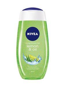NIVEA - Lemon & Oil -suihkugeeli 250 ml - null | Stockmann
