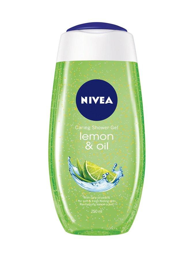 Lemon & Oil -suihkugeeli 250 ml