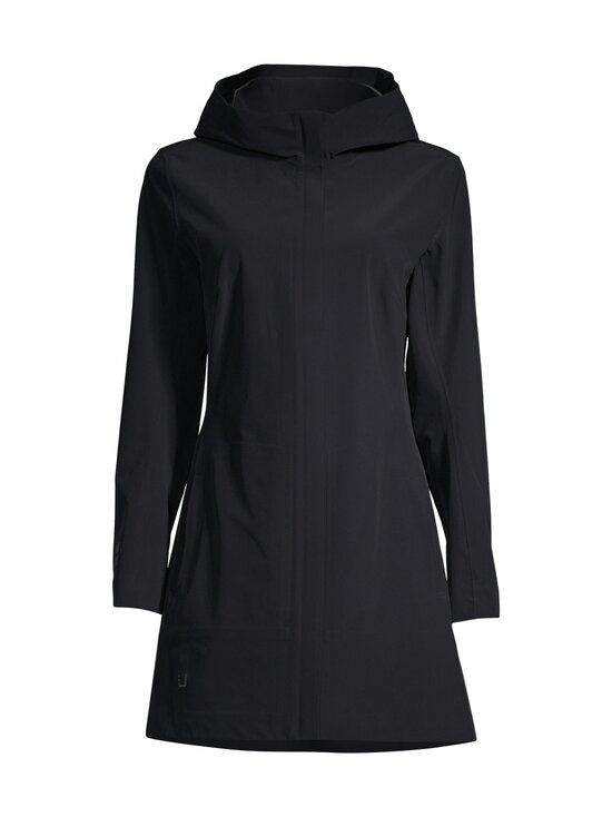 Ubr - W Althena Coat -takki - 995 PURE BLACK | Stockmann - photo 1