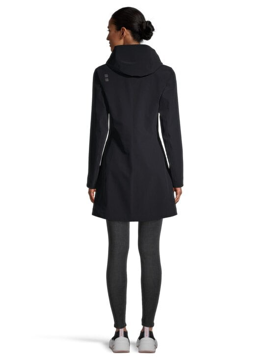 Ubr - W Althena Coat -takki - 995 PURE BLACK | Stockmann - photo 3