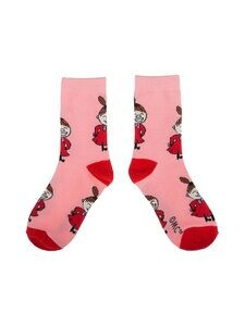 Muumi - Socks Kids -sukat - BABY PINK / RED | Stockmann