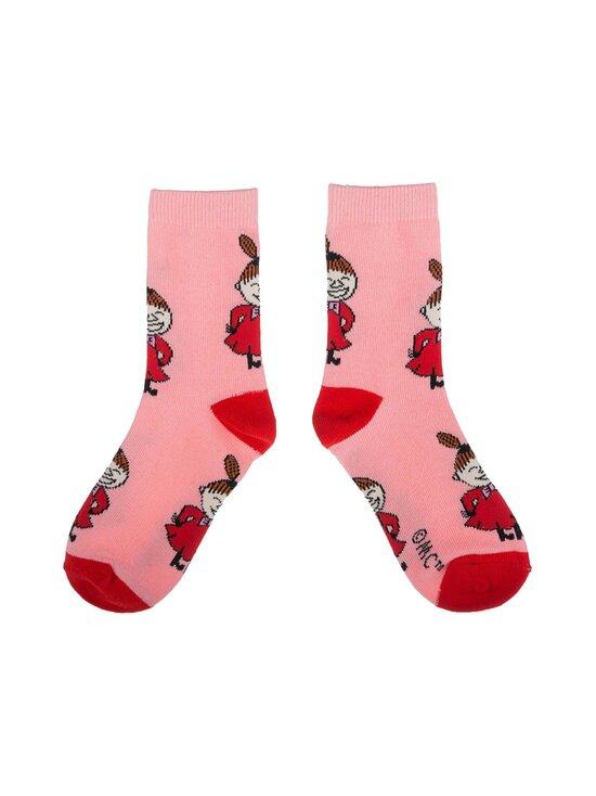 Muumi - Socks Kids -sukat - BABY PINK / RED | Stockmann - photo 1