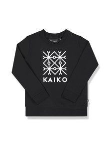 KAIKO - Kaiko-collegepaita - BLACK | Stockmann