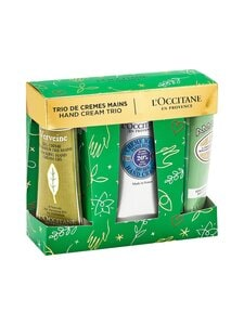 Loccitane - Hand Cream Trio -lahjapakkaus - null | Stockmann