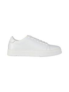 Vagabond - John Leather -nahkasneakerit - 01 WHITE   Stockmann
